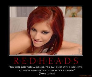 World's Biggest Sperm Bank Turning Away Redheads.
