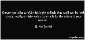 More L. Neil Smith Quotes