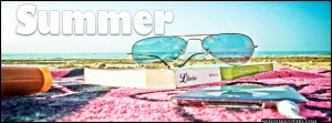 Summer Time Quotes timeline covers for your profile or to share with ...