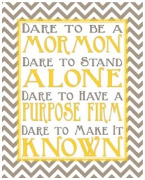 Dare to Stand - Pres. Thomas S. Monson
