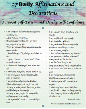Daily-Affirmations-to-Boost-Self-Esteem-and-Develop-Self-Confidence ...