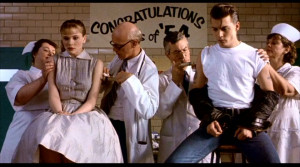 Cry Baby is full of great 50's-60's hairstyles and rockabilly fashions ...