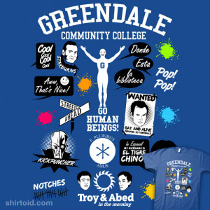 Go Back > Gallery For > Community Tv Show Quotes