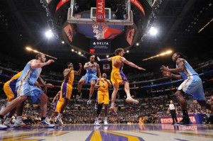 Lakers Widescreen Wallpaper