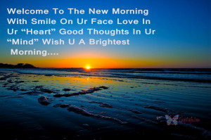 Good Morning Images With Nature Quotes Good Morning Greetings