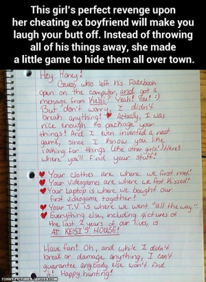 She Caught Her Boyfriend Cheating Through Facebook