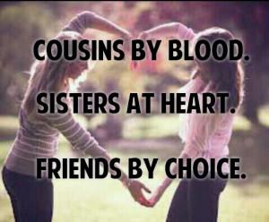 Cousins Sisters Friends