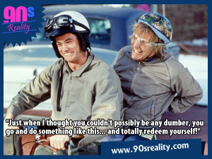 Dumb & Dumber – Lloyd Trades The Van In For A Moped | 90s Reality ...