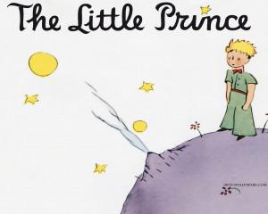 The Little Prince by Antoine de-Saint Exupery