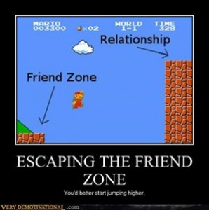 10/1/2012 7:42:58 PM Friend Zone?