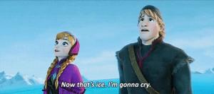 Disney Quote / Frozen