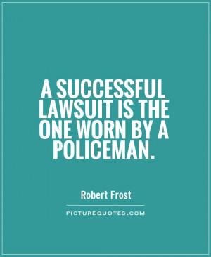 Successful Lawsuit The...