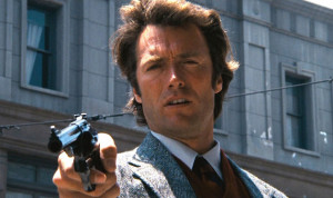 """Dirty"""" Harry Callahan (Clint Eastwood) from Dirty Harry"""