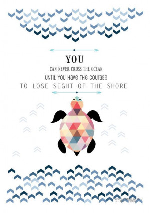 Quote, Ocean Life Quotes, Art Prints, Lose Sight, Inspirational Quotes ...