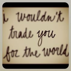 love #world #you More