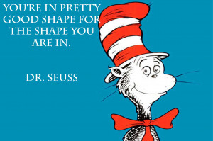 Famous Funny And Inspiring Dr Seuss Quotes on Life, Love and More