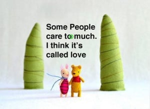 Life Lessons From Winnie The Pooh #quote