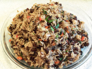 Gallo Pinto Beans And Rice...