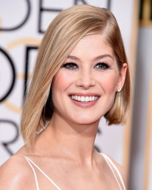 Rosamund Pike profile: Quotes, photos, videos and selected filmography ...