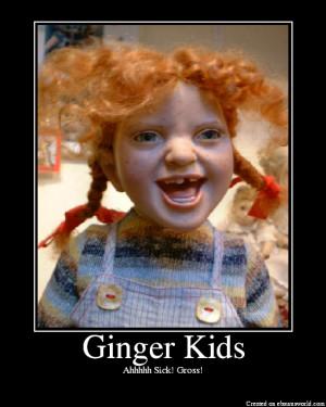 fter a rash of schoolyard attacks left scores of red-headed children ...