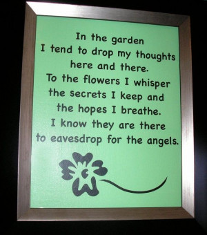 Great gardening Quote