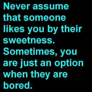 Quotes on someone like you by their sweetness