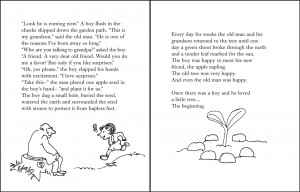 The Giving Tree Quotes The giving tree sequel page 3-