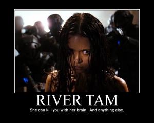 River Tam – Firefly/Serenity