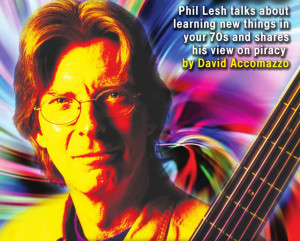 Phil Lesh When 71-year-old phil lesh,