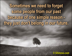 relationships quotes about the past relationships quotes about the ...