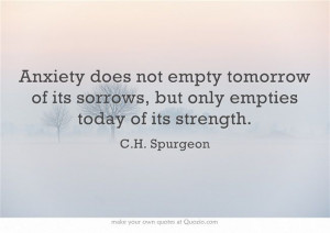 Quote C.H. Spurgeon