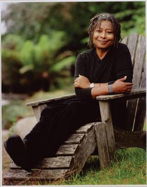 Feminism Poet, Writer and Feminist Activist Alice Walker