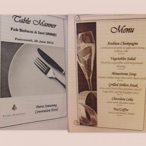 Table Manners Quotes Table manner