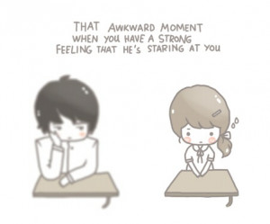 Awkward Moment cute quotes about love