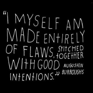 Augusten Burroughs. Love this and the books!