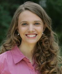 Sarah Mally, author of