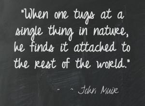 John Muir on