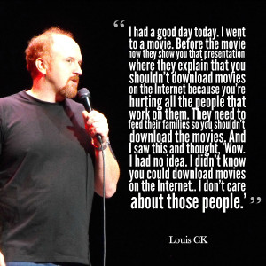 10 Louis CK Quotes That Will Lighten Your Bad Day