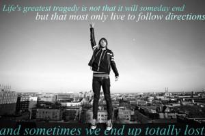 Alex Gaskarth Quotes Tumblr http://www.tumblr.com/tagged/alex ...