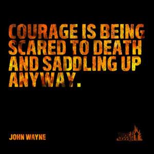 tough mudder john wayne quote