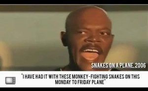 Snakes on a Plane' Director Wants Next Film To Have Equally Idiotic ...