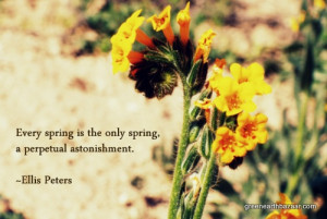 Quotes: Spring Inspiration