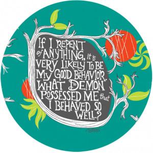 Thoreau Quote Wallpaper