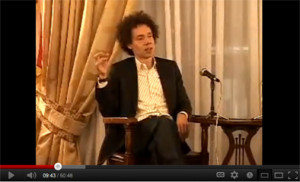 Malcolm Gladwell: Success is result of community cultivation