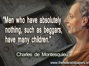 Baron de Montesquieu Posters & Memes