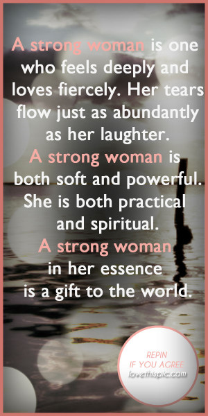 : Home › Quotes › A strong woman quotes quote truth inspirational ...