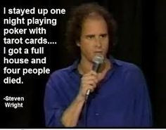 Comedian Steven Wright Quotes