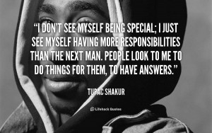 Quotes About Being Special