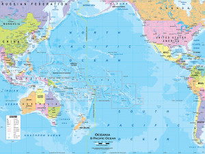 Oceania Political Map. Funny Political Quotes. View Original ...