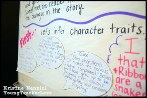 Character Quotes For Kids Inferring character traits